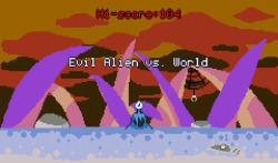 Evil Alien vs World screenshot 1/5