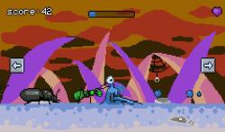Evil Alien vs World screenshot 2/5