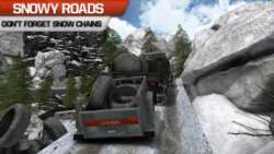 Truck Driver 3D Offroad Bridge screenshot 2/3