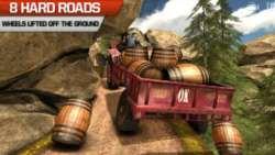 Truck Driver 3D Offroad Bridge screenshot 3/3