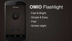 omio flashlight screenshot 3/4