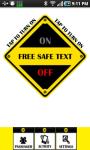 Free Safe Text screenshot 2/3