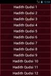 Islam  Azaan Haadith Qudsi screenshot 2/3