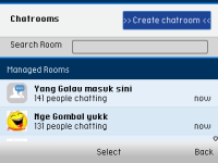 Blaast Messenger screenshot 3/6