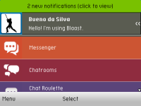 Blaast Messenger screenshot 6/6