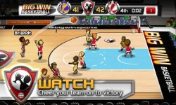 Big Win Basketball screenshot 2/5