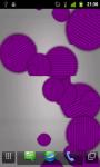 Purple Balloons Live Wallpaper screenshot 2/2