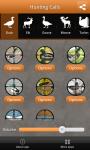 Hunting Calls app screenshot 2/3