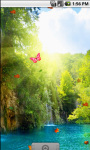 Cool Waterfall Live Wallpaper screenshot 1/4