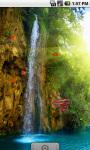 Cool Waterfall Live Wallpaper screenshot 2/4