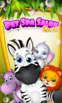 Pet Spa Salon: Safari screenshot 3/5