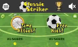 Classic Striker screenshot 1/6