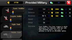Drone Wars - Tactical Warfare screenshot 2/5