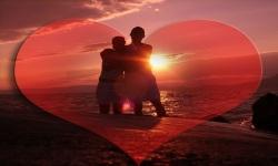 Love Romantic Couple Live Wallpaper Free screenshot 1/6
