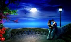 Love Romantic Couple Live Wallpaper Free screenshot 2/6