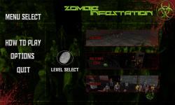 Zombie Infestation screenshot 1/4