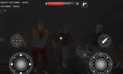 Zombie Infestation screenshot 3/4