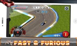 Finger Racer screenshot 1/2