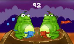Frog Sumo Battle screenshot 1/6