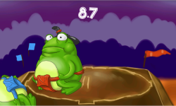 Frog Sumo Battle screenshot 5/6