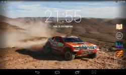 Dakar Rally Live Wallpaper screenshot 1/4