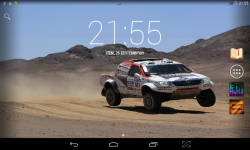Dakar Rally Live Wallpaper screenshot 2/4
