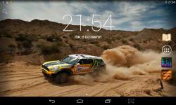 Dakar Rally Live Wallpaper screenshot 3/4