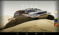 Dakar Rally Live Wallpaper screenshot 4/4