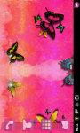 GO Launcher EX Theme Pink Cute 1 screenshot 2/3