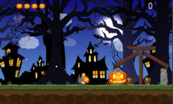 PumpkinTossFree screenshot 1/4