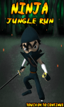 Ninja Jungle Run screenshot 2/3