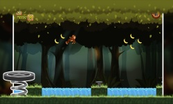 Jungle Monkey Rush : Eat Bananas screenshot 3/6