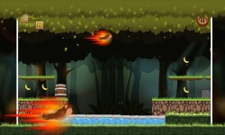 Jungle Monkey Rush : Eat Bananas screenshot 4/6
