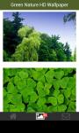Green Nature HD Wallpaper screenshot 1/6