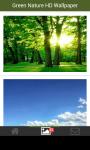 Green Nature HD Wallpaper screenshot 4/6