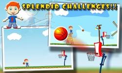 Basket Ball champ Slam Dunk screenshot 3/6