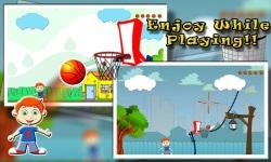 Basket Ball champ Slam Dunk screenshot 4/6