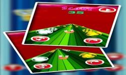 fireball snowball dual race 3D screenshot 3/5