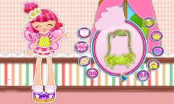 Lalaloopsy Girls Pix E Flutters Dress Up screenshot 1/3