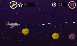 Cosmo War - Asteroid Flight Insanity screenshot 1/3
