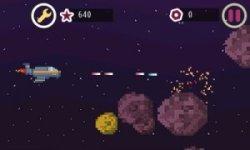 Cosmo War - Asteroid Flight Insanity screenshot 3/3