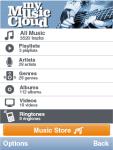 MyMusicCloud screenshot 1/5