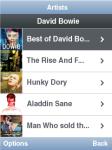 MyMusicCloud screenshot 2/5