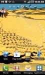 Tintin LWP screenshot 1/3