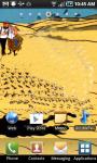 Tintin LWP screenshot 2/3