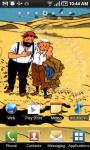 Tintin LWP screenshot 3/3