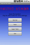 Twisted Number screenshot 1/1