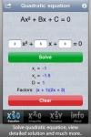 Quadratic Master screenshot 1/1