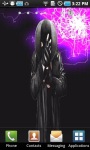 The Electric Undertaker Live Wallpaper screenshot 2/3