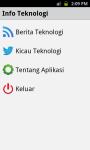 Info Tekno screenshot 1/6